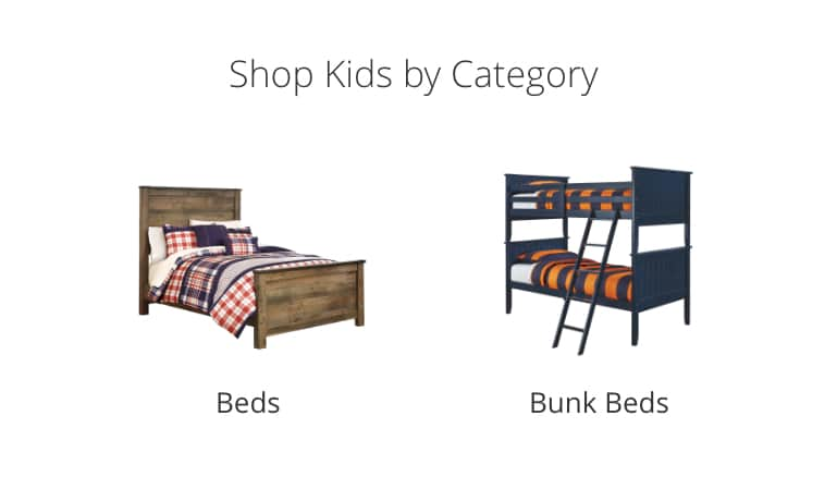 Kids Beds, Kids Bunk Beds