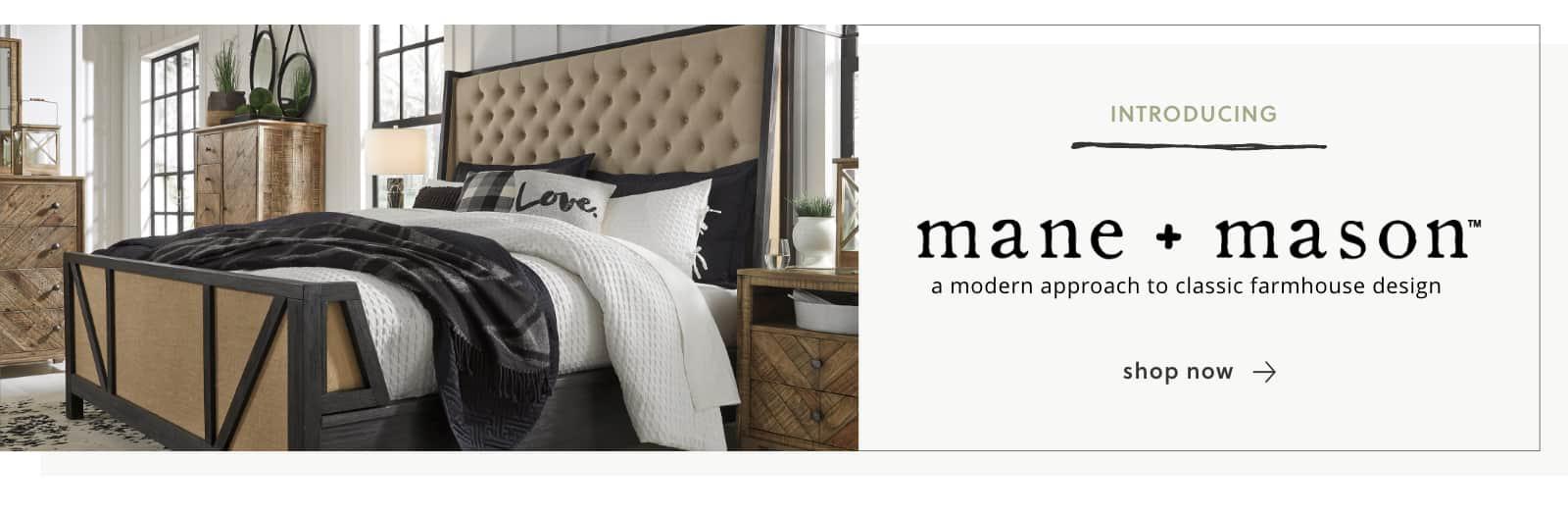 Mane and Mason Bedroom
