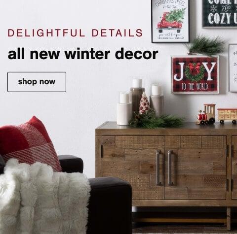 Winter Decor