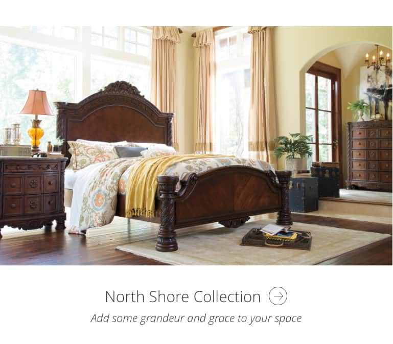 Ashley Furniture Manufacturing: Collections By Ashley HomeStore