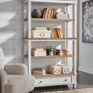 Realyn 75 Bookcase