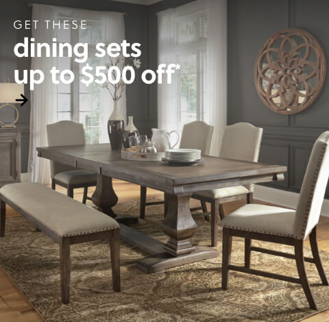 Ashley Furniture HomeStore  Home Furniture & Decor