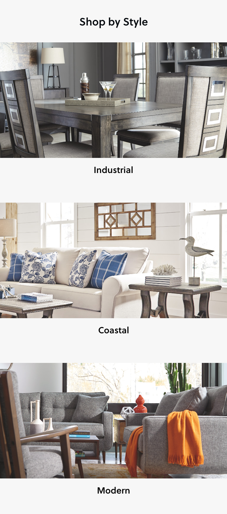 Shop Ashley Furniture HomeStore Online For Great Prices, Stylish  Furnishings And Home Decor. Free