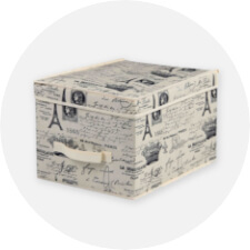 Storage Cubes, Drawers, & Organizers