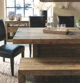Dining Table Kitchen Kitchen dining room furniture ashley furniture homestore dining tables workwithnaturefo