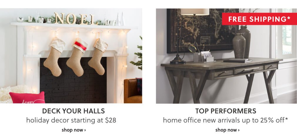 Holiday Decor, Home Office