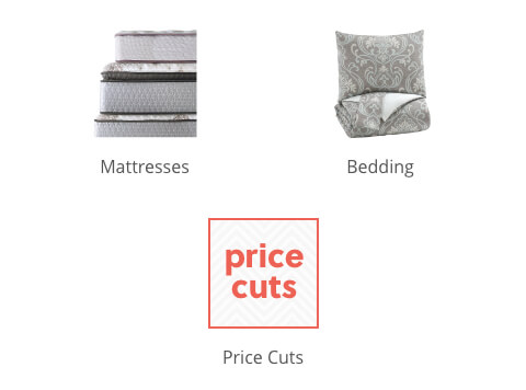 Mattresses, Bedding, HomeStore Specials, Hot Buys