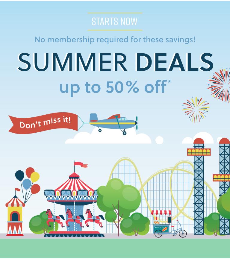 Shop Ashley Furniture HomeStore Summer Deals up to 50% off*