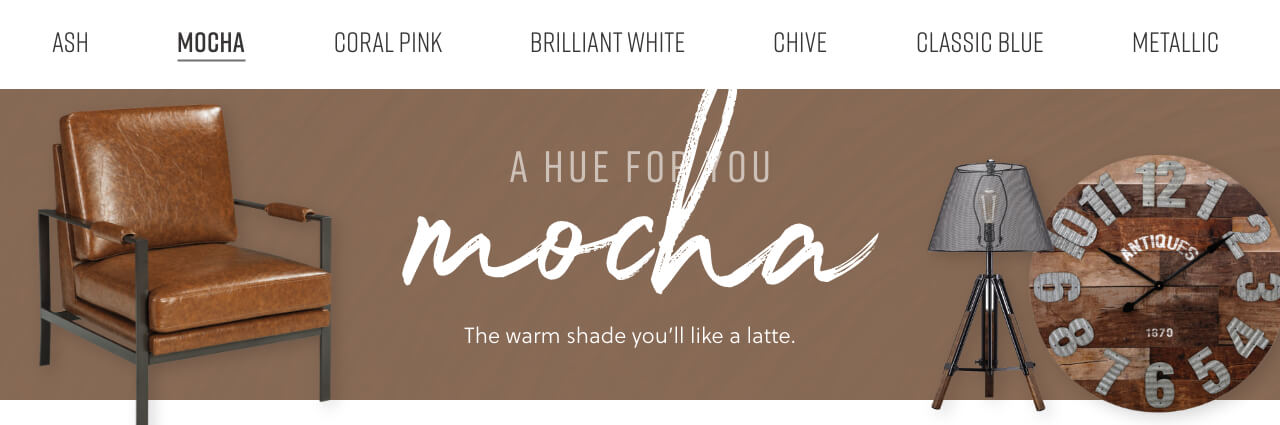 Fall Color Mocha