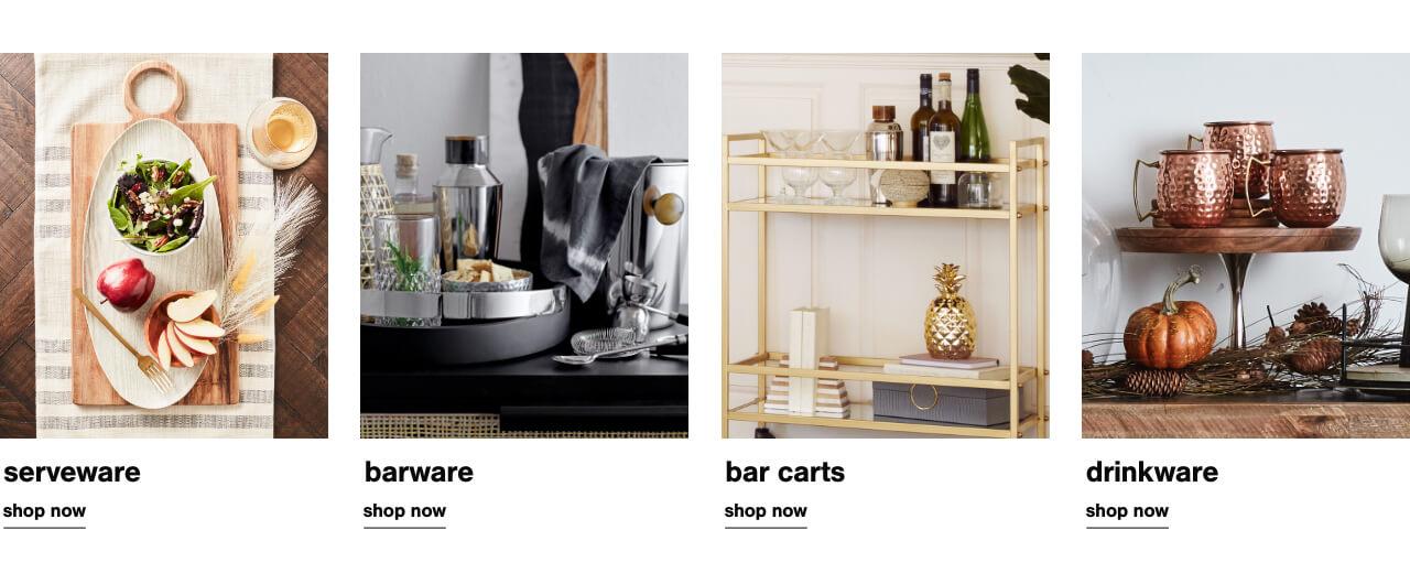 serverware,Barware,Bar Carts,Drinkware