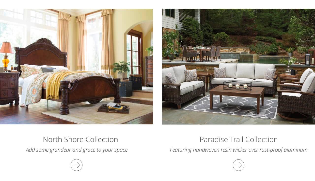 North Shore Collection, Alta Grande Outdoor Collection