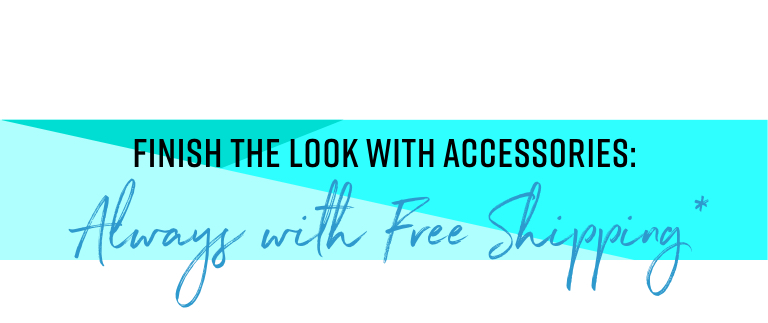 Accessories with Free Shipping
