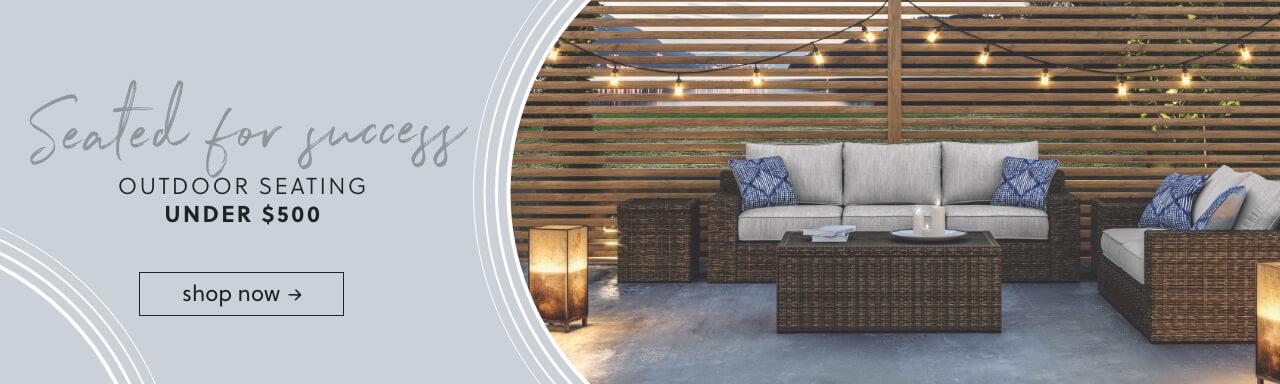 5ab0b837ca1 Outdoor Furniture & Accessories | Ashley Furniture HomeStore