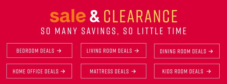 Sale and Clearance Furniture