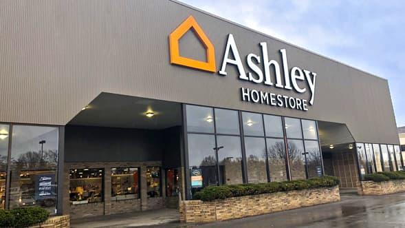 Ashley Home Comes To Clay New