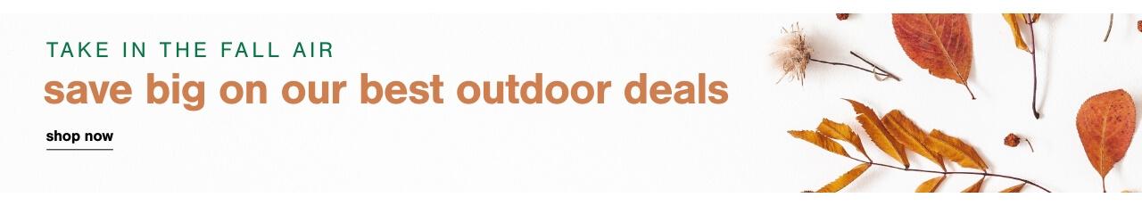 Top Outdoor Deals going on now!
