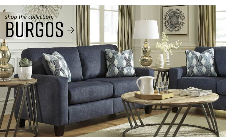 Sofa Unpackt Collection Burgos