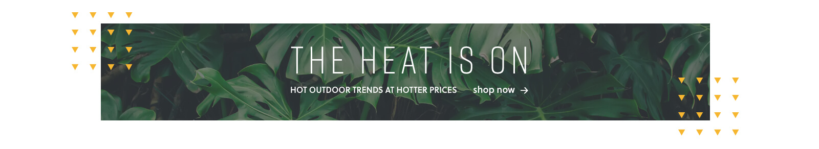 Hot Outdoor Trends