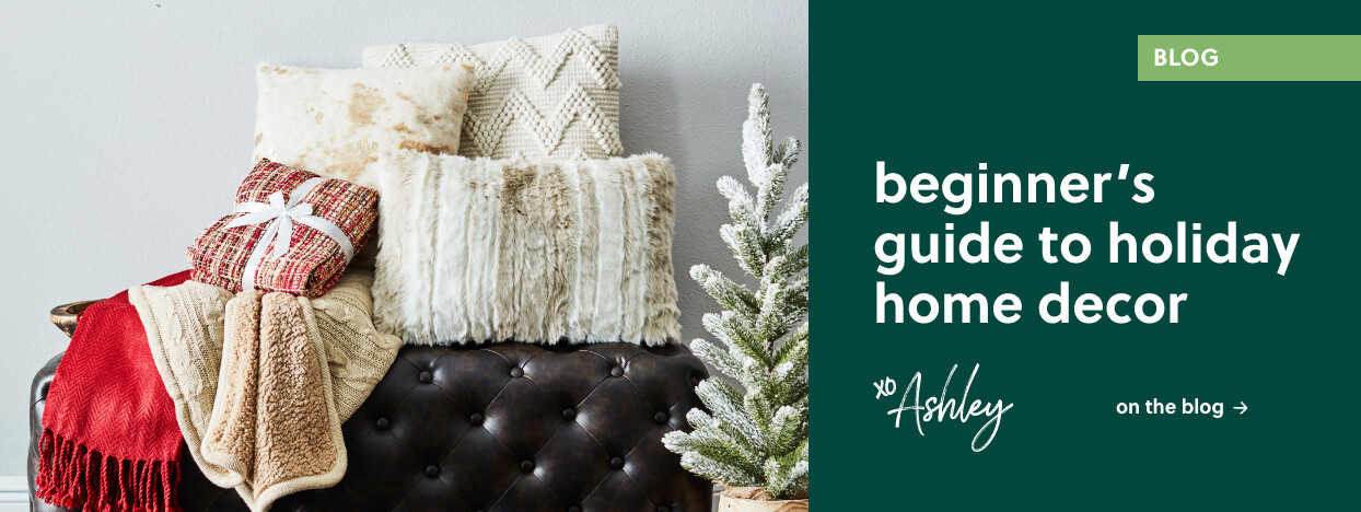 Beginners Guide to Home Decor