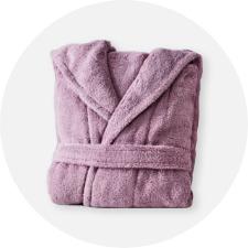 Bathrobes & Towel Wraps
