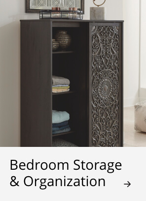 Related Products: Bedroom Storage & Organization