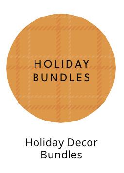 Holiday Decor Bundles