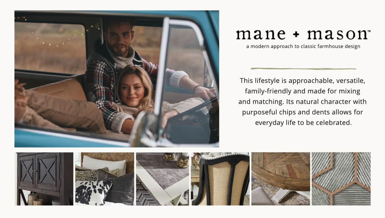 Mane and Mason a modern approach to classic farmhouse design