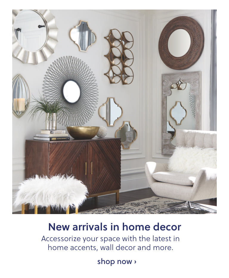 New Arrivals in Home Decor
