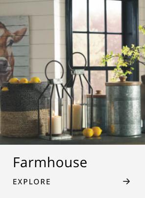 Shop By Style: Farmhouse