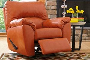 Kaylor DuraBlend Recliner - Motion Furniture