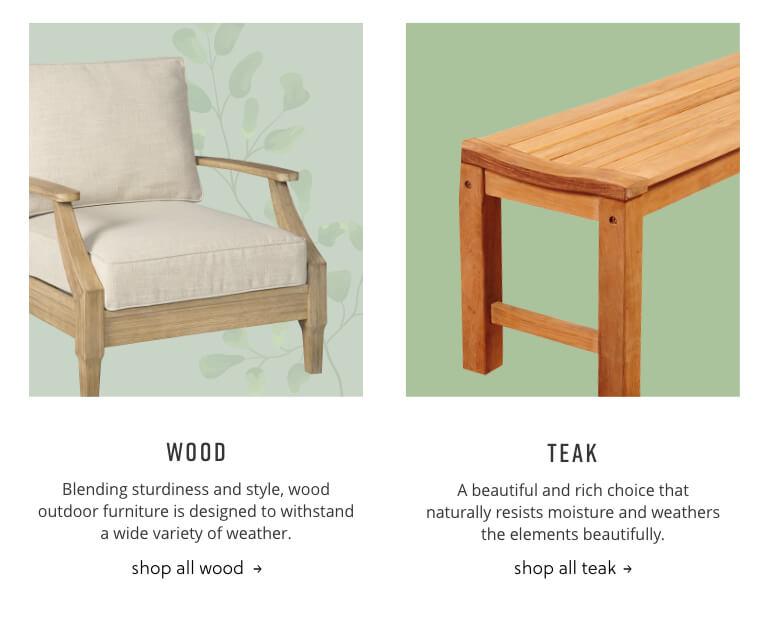 Wood, Teak