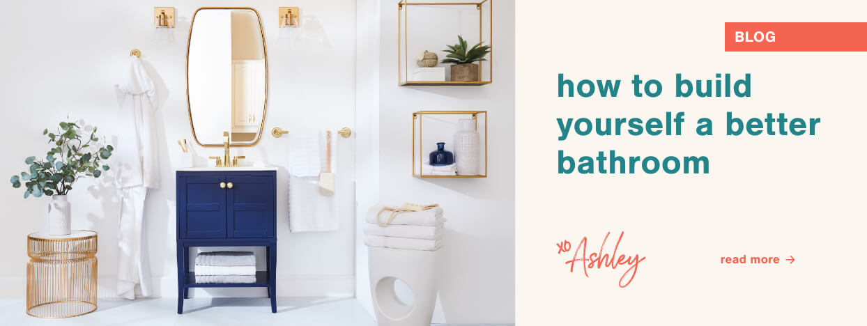 How to Build Yourself a Better Bathroom