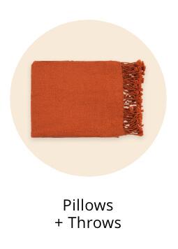 Pillows + Throws