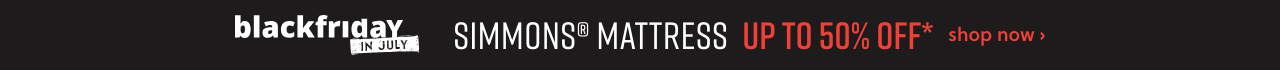Up to 45% off* Mattresses