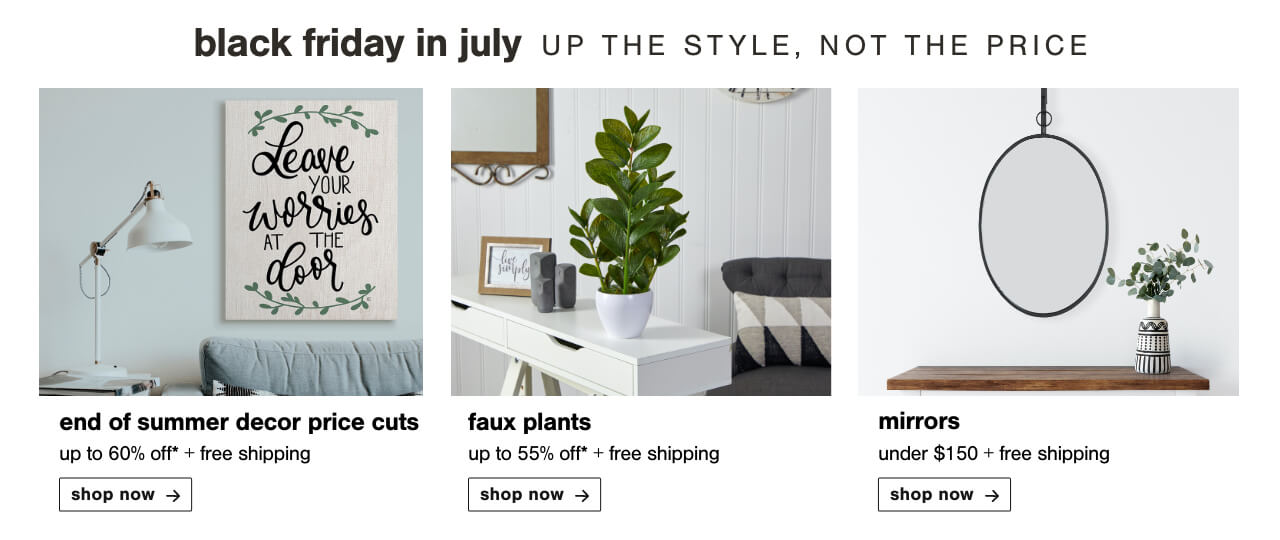 Wall Decor Deals, Home Accents, Mirrors