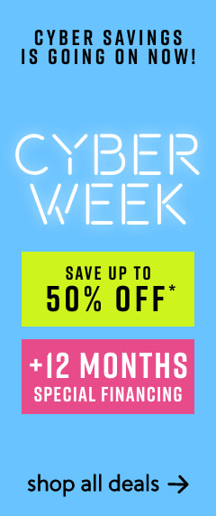 Ashley Furniture HomeStore Cyber Week Sale