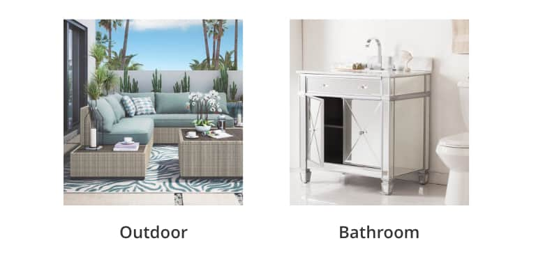 Outdoor, Bathroom