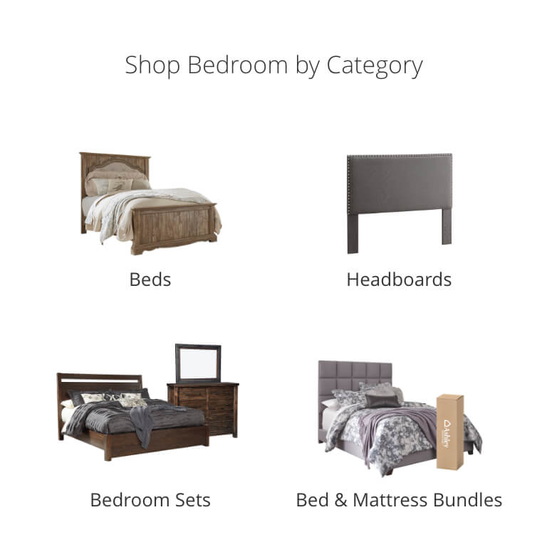 Bedroom Furniture | Ashley Furniture HomeStore | Ashley HomeStore