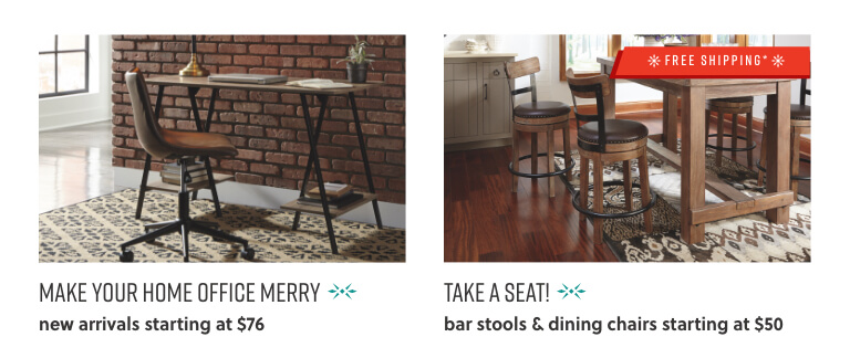 Home Office, Bar Stools, Dining Chairs