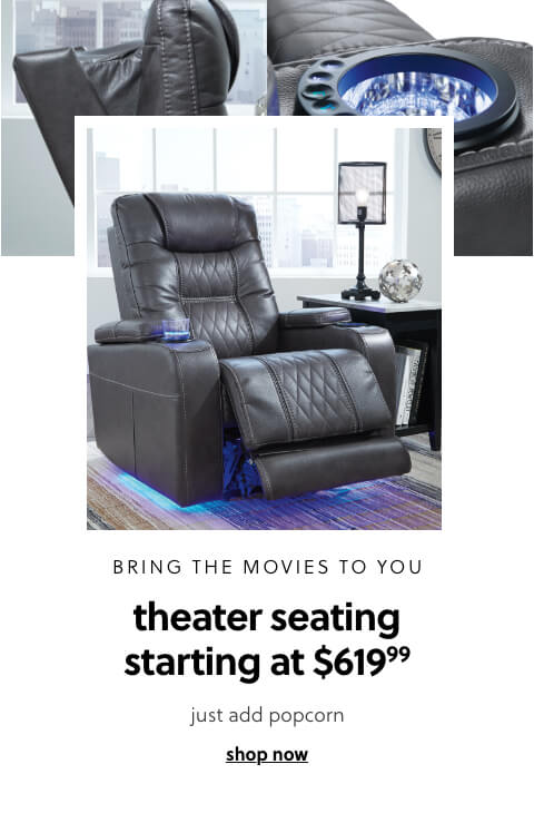 Theater Seating s/a $619.99