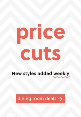 Price Drops Dining Room