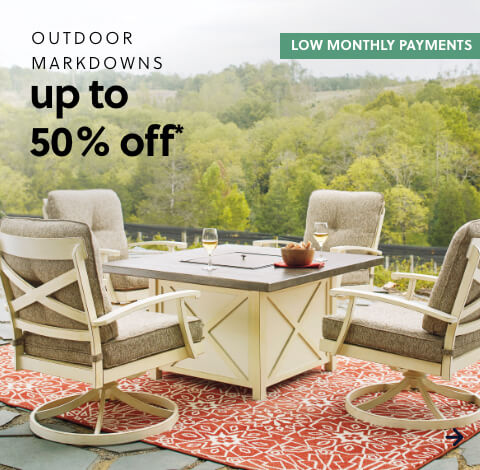 End of Season Outdoor Markdowns up to 50% Off*