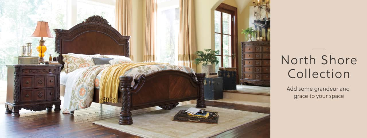 North S Collection Ashley Furniture Home