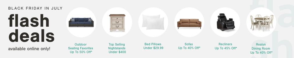 Furniture Flash Deals