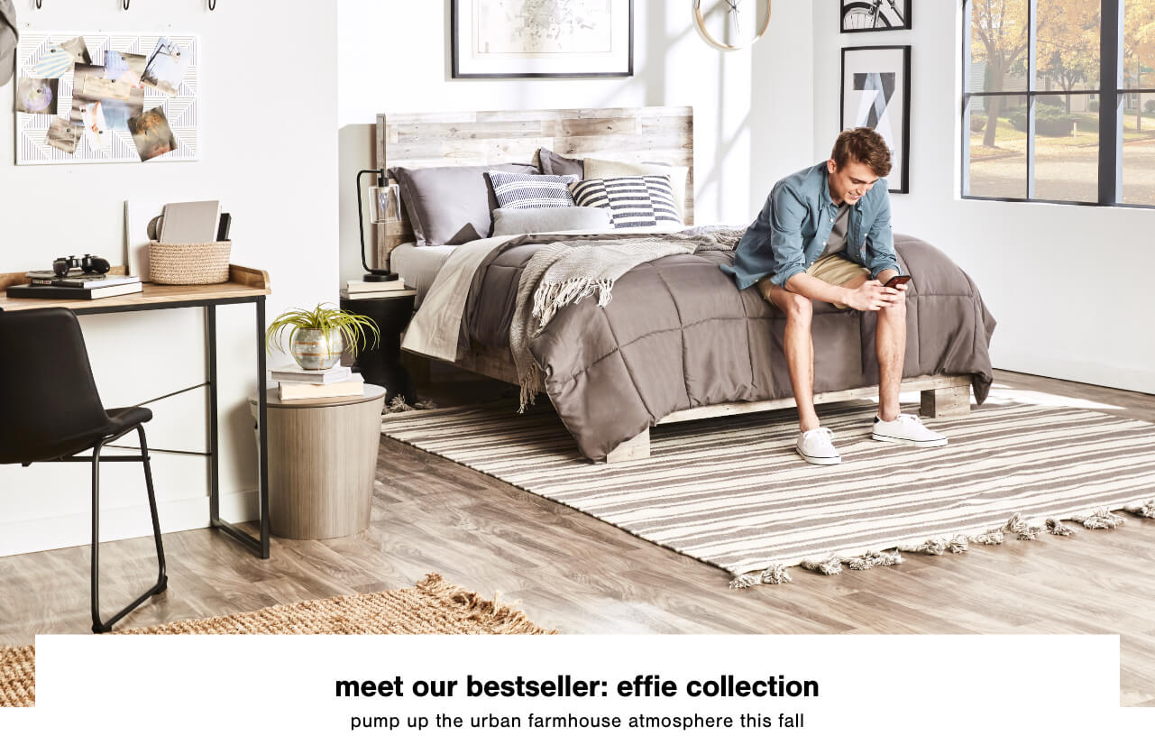 Meet Our Best-Seller: Effie Collection