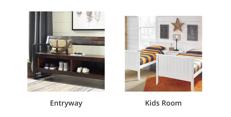 Entryway, Kids Room