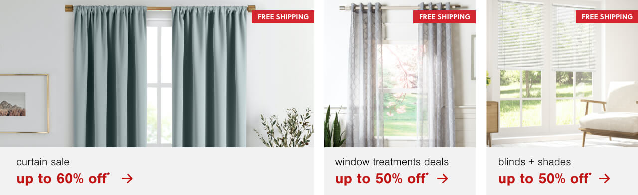 Window Treatment Deals