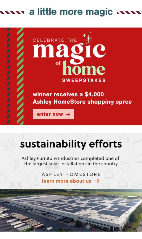 Magic of Home Sweepstakes, Feeding America