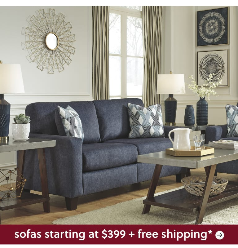 Sofas with Free Shipping