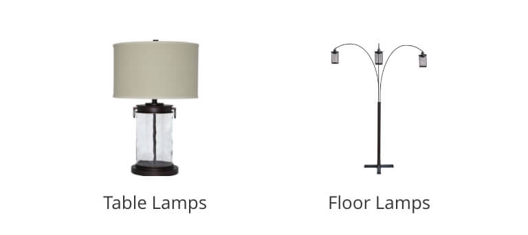 Shop Lighting by Category